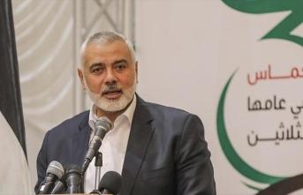 Hamas lideri Heniyye'den 'Mescid-i Aksa'da toplanma' çağrısı