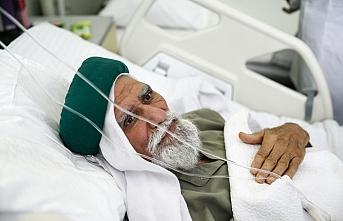 Hünkar Baba Tekkesi'nin şeyhi Bektaşi'nin sağlık durumu düzeliyor