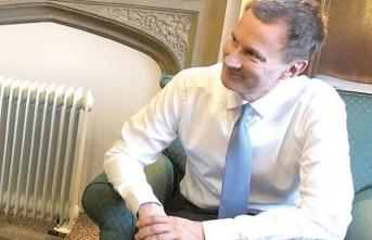 İngiliz bakan Kaşıkçı'yı sormaya gidiyor