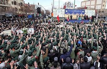 """İran'dan """"intikam"""" açıklamaları"""