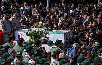 İran Devrim Muhafızları BAE ve S.Arabistan'dan intikam için izin istedi