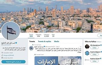 İsrail'den Körfez ülkelerine Twitter'dan sanal büyükelçilik