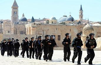 """""""İsrail Mescid-i Aksa'ya açık savaş ilan etti"""""""