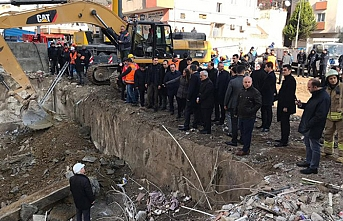 Kartal'daki çöken binaya ilişkin soruşturmada tutuklama kararı