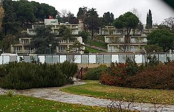 Kartal'daki yıkımdan etkilenenler DSİ Dragos tesislerinde misafir ediliyor