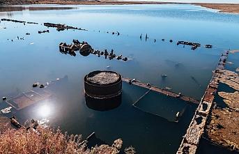 Kazakistan'da Aral Gölü toplantısı