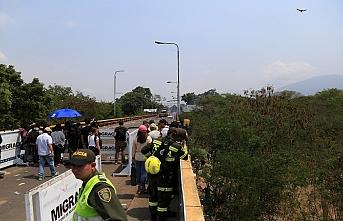 Kolombiya-Venezuela sınırında asayiş berkemal