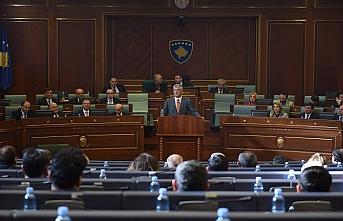 Kosova'da bağımsızlık kutlamaları yapılıyor