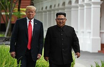 Trump'ın mutluluğu Kuzey Kore'ye bağlı