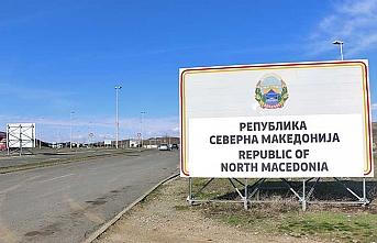 Makedonya-Yunanistan sınırında tabela değişti