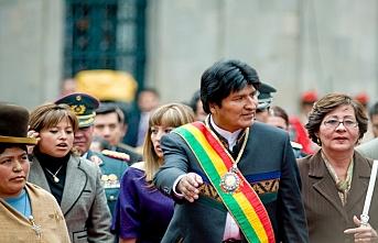 Morales Guaido'ya tepki gösterdi