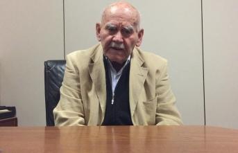Mustafa Necati Özfatura hayatını kaybetti