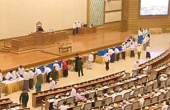 Myanmar'da anayasa komitesi kurulmasına karar verildi