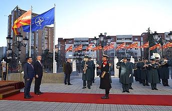 NATO Makedonya'nın üyeliğinin son aşamasını başlatacak