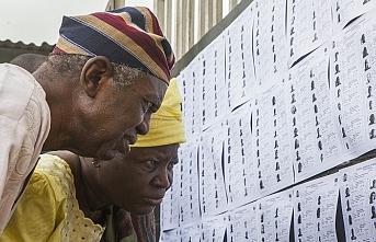 Nijerya'da siyasilerden halka sakin olma çağrısı
