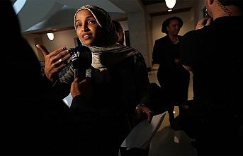 Omar'ın İsrail paylaşımı Washington'da tartışma çıkardı