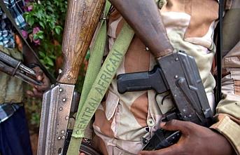 Orta Afrika Cumhuriyeti'ne silah ambargosu devam edecek