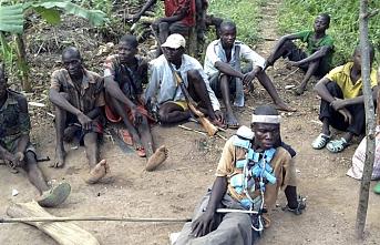 Orta Afrika'da 14 silahlı grup ile anlaşma sağlandı