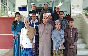 Sekiz Kamboçyalı Müslüman, Patani'den çıkarıldı