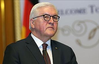 Steinmeier tehdit mektupları alan Türk avukatla görüştü