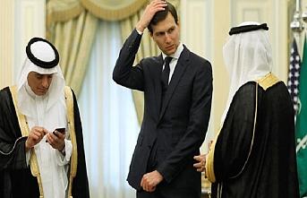 Trump'ın damadından Körfez'de Orta Doğu diplomasisi
