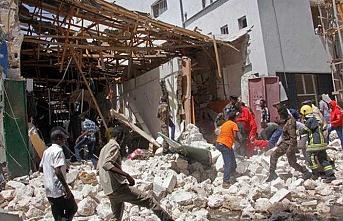 Türkiye'den Somali'deki saldırıya kınama
