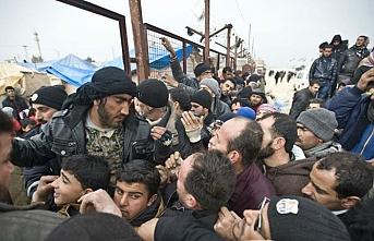 162 bin Suriyeli Lübnan'dan ülkelerine döndü
