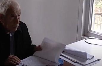 93 yaşında muhtarlık seçimini kazandı