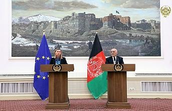 AB Dış İlişkiler Temsilcisi Afganistan'da