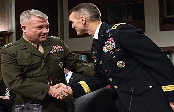 ABD Merkez Kuvvetler Komutanı Votel, görevini devretti