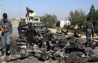 Afganistan'da hava saldırısı: 14 ölü