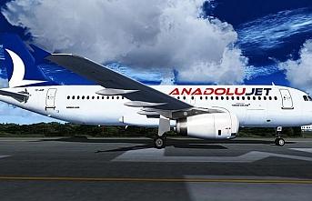 Anadolujet Diyarbakır ve Gaziantep'ten Erbil'e uçuşları başlatıyor