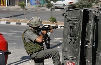 Batı Şeria'da bir Filistinli İsrail saldırısıyla hayatını kaybetti