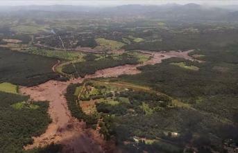 Brezilya'da maden atık barajlarında çökme riski