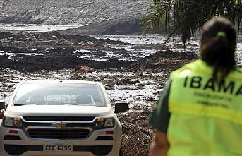 Brezilya'da maden atık barajı çöktü