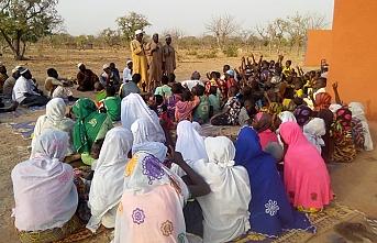 Burkina Faso'da 100 kişi İslam'ı seçti