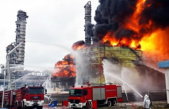 Çin'de fabrikada patlama: 5 ölü