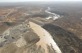 Dostluk Barajı'nda sona yaklaşıldı