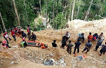 Endonezya'daki maden ocağı kazasında ölü sayısı artıyor