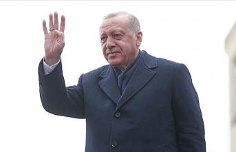 Erdoğan: Suriye meselesini masada değil sahada çözeceğiz