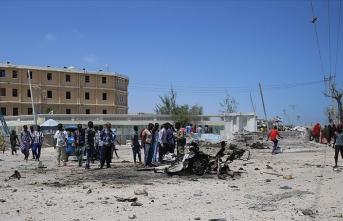 Eş-Şebab Somali'de bakanlık binasına saldırdı: 5 ölü, 11 yaralı