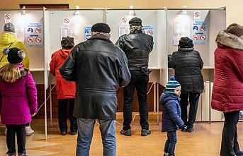Estonya seçimlerinin galibi belli oldu