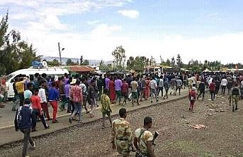 Etiyopya'da silahlı saldırı: 5 ölü