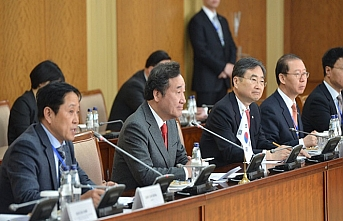 Güney Kore'den Moğolistan'a 300 milyon dolar yardım