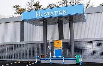 Güney Kore, hidrojen motorlu araçlara yönelmeye başladı