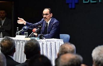 İbrahim Kalın'dan Netanyahu'ya: Yalanlar ve baskı suçlarınızı gizlemeyecek