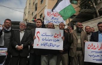 'İsrail sinyal kesicilerle Filistinli tutukluların sağlığını tehlikeye atıyor'