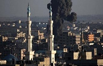 İsrail'den Hamas'ın gözlem noktasına topçu saldırısı
