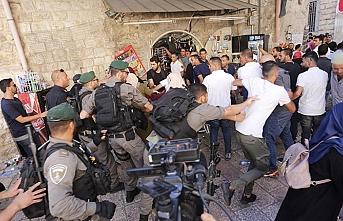 İsrail'in Aksa'ya yönelik ihlallerine kınama