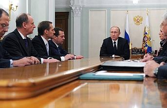 İsrail'in Golan açıklamasından sonra Putin, Güvenlik Konseyini topladı